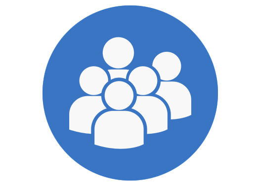 Flaticon Blue Clients About Us Avatar Partners